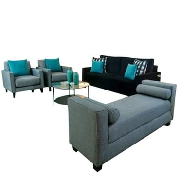 Complementary Colour Sofa