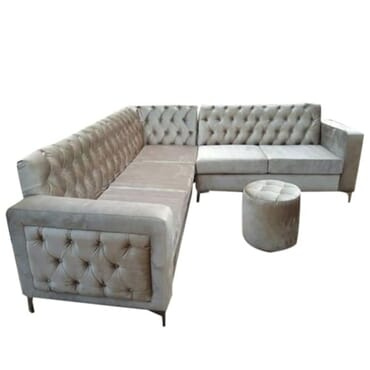 Rich Sturdy Sofa