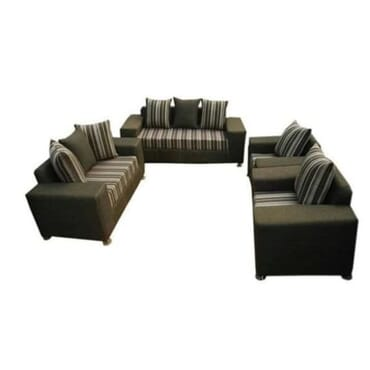 Combo Striped Sofa