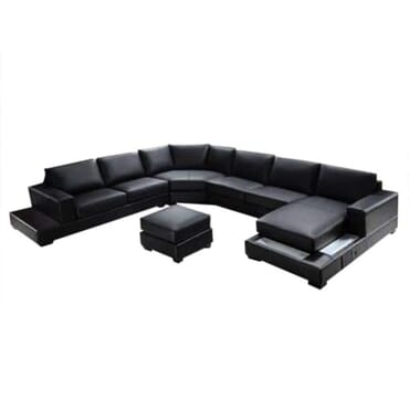 Complete Rich Sectional Sofa