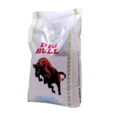 Big Bull Premium Parboiled Rice - 50kg