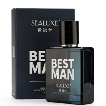 Exotic BEST MAN perfume