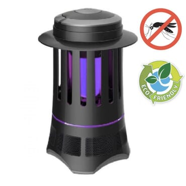 Mosquito Repellent Killer UV Lamp Radiationless Electric Shock Mosquito Killer Lamp Fly Pest Bugs Insect Killer Light