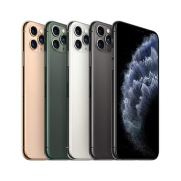Apple IPhone 11 Pro Max 6.5-Inch (4GB RAM, 512GB ROM),iOS 13, (12MP+12MP+12MP)+12MP 4G LTE Smartphone