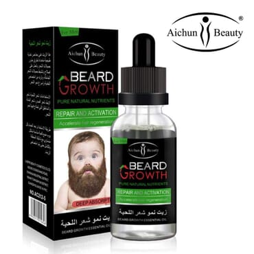 Aichun Aichun Beauty Beard Growth Essential Oil