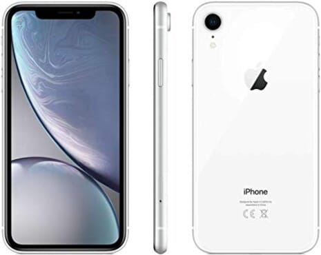 Apple IPhone XR (128gb) IOS 12 (12MP+7MP) - White - (nano-SIM)