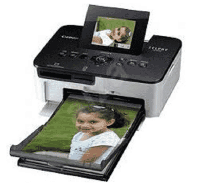 Canon Selphy CP1000 Photo Printer