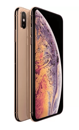 Apple iPhone Xs Max - 64GB - 1 Year Warranty - Gold