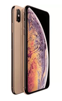 Apple iPhone Xs Max - 64GB - 1 Year Warranty - Gold