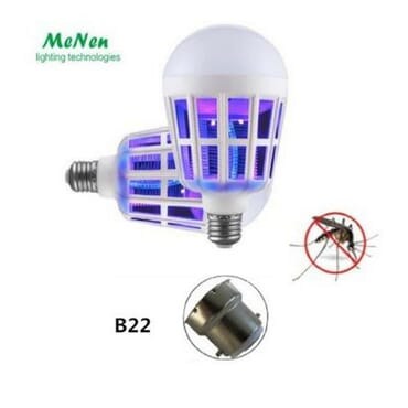 LED MOSQUITO KILLER ZAP LIGHT ENERGY BULB