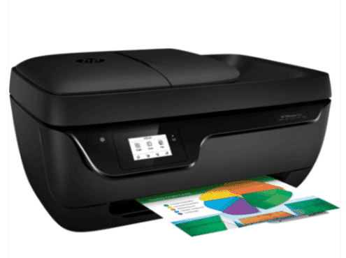 HP 3831 Wireless Office Jet All In One Printer