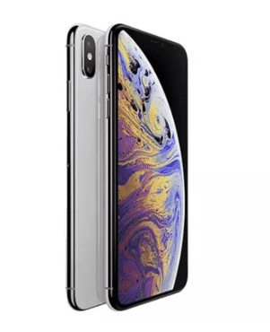 Apple Iphone Xs Max - 64gb - 1 Year Warranty - Silver