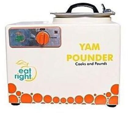 Eat Right Yam Cooker And Pounder