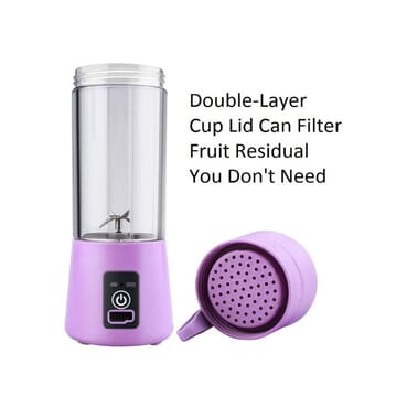 Rechargeable Cup Juicer Blender Portable Juicer