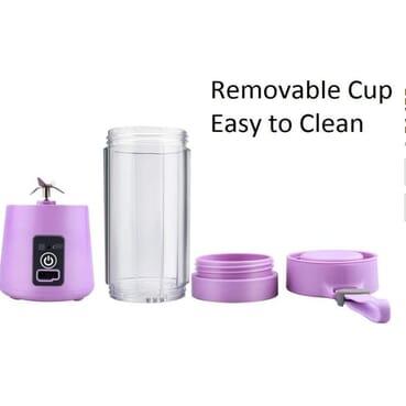 Rechargeable Cup Juicer Blender Portable Juicer