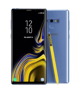 Samsung Galaxy Note 9 - 128GB, 6GB RAM - Dual Sim