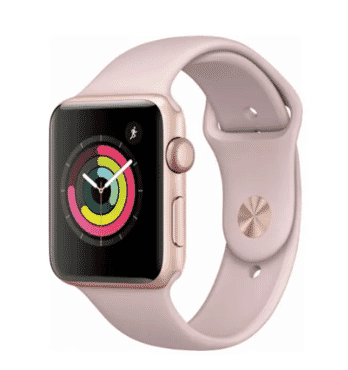 Apple Watch Series 3 - 42mm - Gold Aluminium