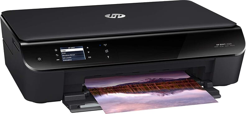 HP Envy 4502 Photo-All-in-One Wireless Colour Printer