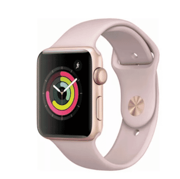 Apple Watch Series 3 - 38mm - Gold Aluminium