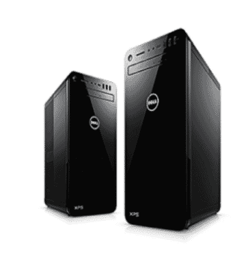 Dell XPS 8930 Micro Tower Gaming PC (7159SAP)- 8th Generation Intel Core I7, 16GB RAM, 2TB HDD, DVD-RW, NVIDIA® GeForce® GTX 1050Ti 4GB GDDR5 Graphics, Windows 10 Home