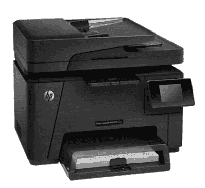 HP Color LaserJet Pro MFP M177fw Colored Printer