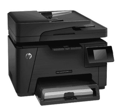 HP Color LaserJet Pro MFP M177fw Colored Printer
