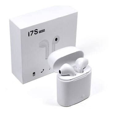 I7 Tws Twins Wireless Earphone Earbuds Mini Bluetooth With Charging Station