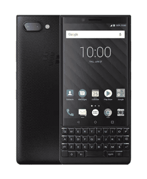 BlackBerry Key 2 - 64GB, 6GB Ram - Dual Sim