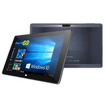 Cube I10 Tablet - Windows 10 + Android 4 32GB ROM, 2GB RAM