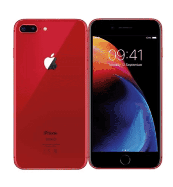 Apple iPhone 8 Plus - 256GB - Red - 1 Year Warranty
