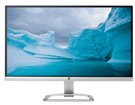 HP 25er 25-Inch Display Monitor