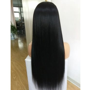 Straight Hair Wig.