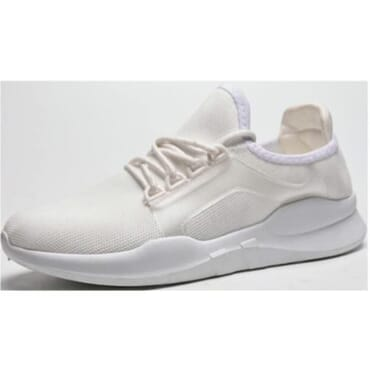 Men's Air Mesh Sneakers - White