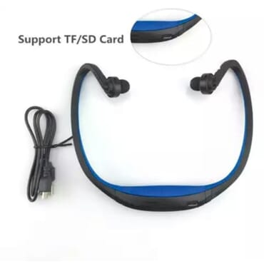 S9 Sports Headset with SDCard Slot