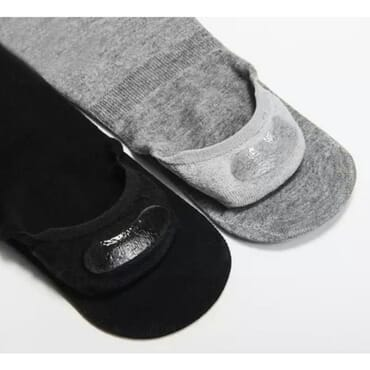 Invisible Socks Bundle