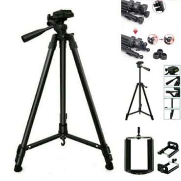 Hotpro 305 Tripod Stand + Phone Holder