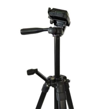 Hotpro 305 + Phone Holder + 12x Mobile Zoom Lens