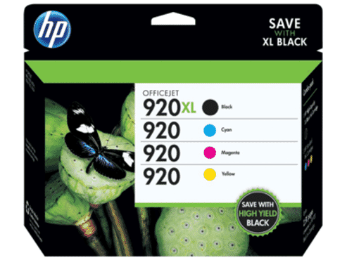 Hp 920 XL black Ink Cartridge