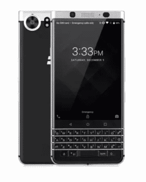 BlackBerry Blackberry Keyone - Dual Sim - 4glte