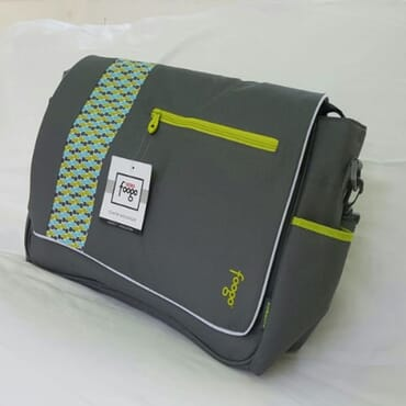 Thermos Foogo Messenger Diaper Bag
