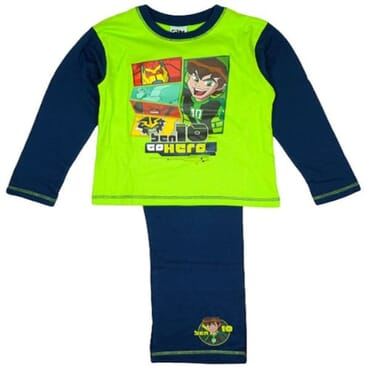 Disney Boy's Official Ben 10 Go Hero Alien Force