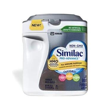 Similac Pro-advance Non-GMO Powder - 34oz /964g