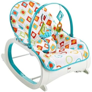 Fisher Price Infant-to-toddler Rocker - Geo Diamonds