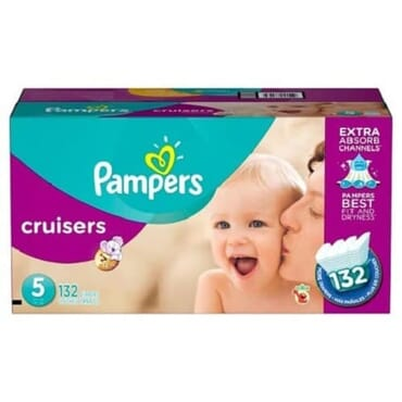 Pampers Cruisers - Size 5 132