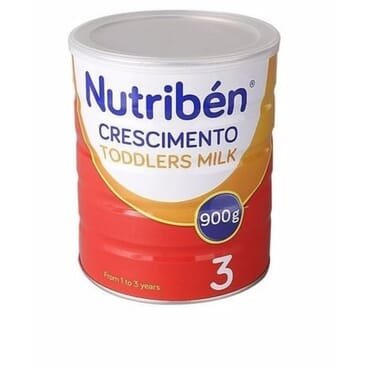 Nutriben Crescimento Toddlers Milk - 900g