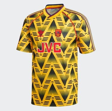 ARSENAL RETRO JERSEY