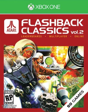 XBOX ONE ATARI FLASHBACK CLASSICS VOL. 2