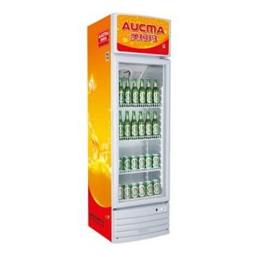 AUCMA REFRIGERATOR AU-SC409