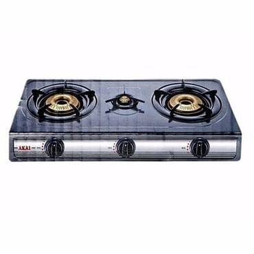 Akai 3-Burner Table Top Gas Cooker