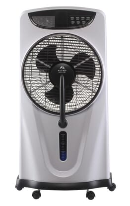 Andrakk Rechargeable Box Mist Fan - 12 Inches